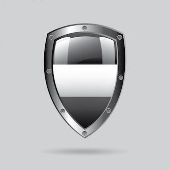 Emblema de prata