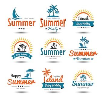 Emblema de verão