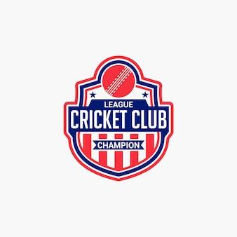 Emblema do clube de críquete