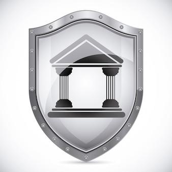 Emblema do edifício