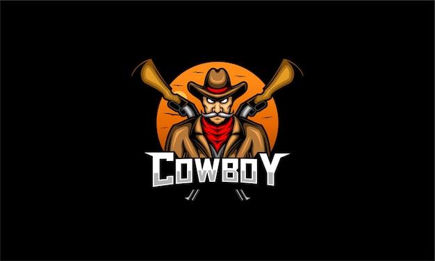 Emblema do logotipo do sheriff
