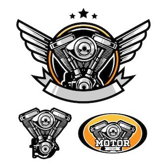 Emblema do moto club
