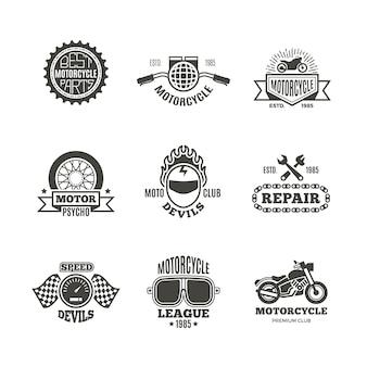 Emblemas de corrida