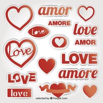 Emblemas do amor