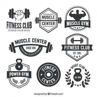 Emblemas Fitness center