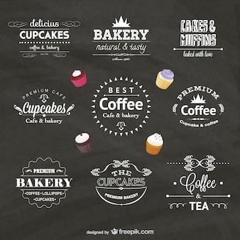Cupcake Vintage Vetores E Fotos Baixar Gratis