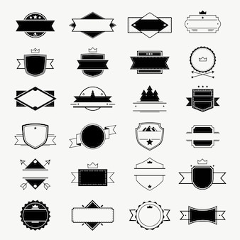 Emblemas vintage