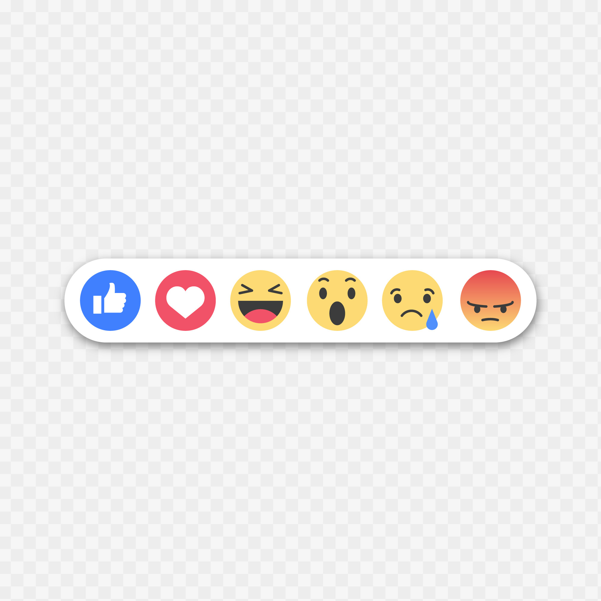 Emoticons do Facebook
