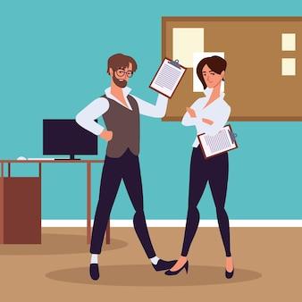 Empresa de assistentes pessoais