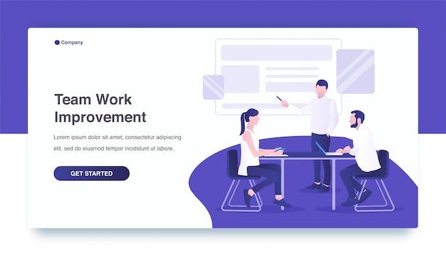 Empresários e empresárias reunião e brainstorming