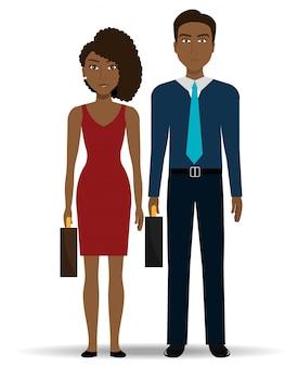 Empresários e empresário