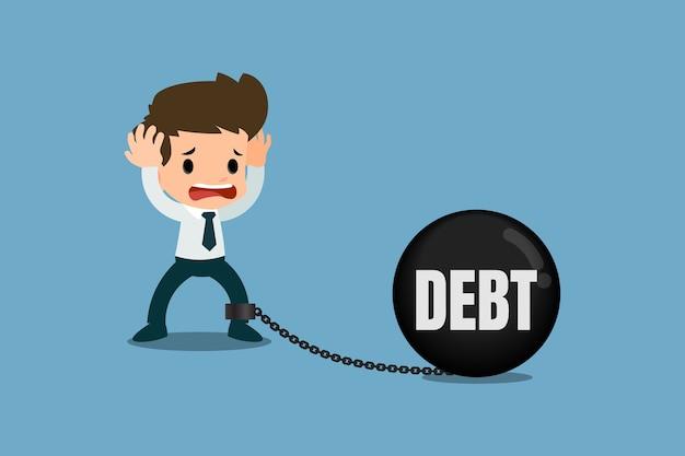 Empresários estressados preocupação com imposto