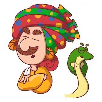 Encantador de serpente