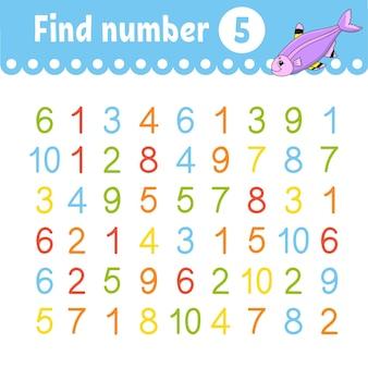 Encontre o número