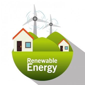 Energia verde e ecologia