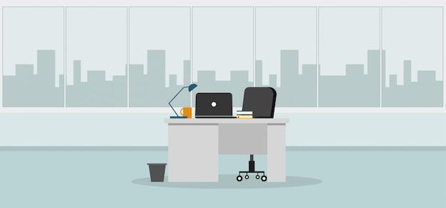 Ensino de escritório e ensino para trabalhar usando um design