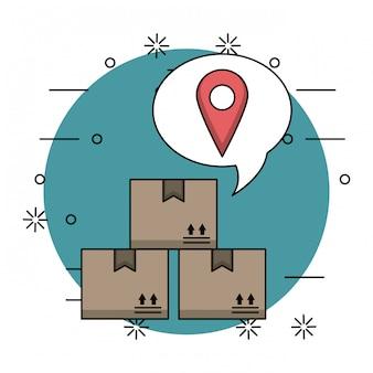 Entrega e logística