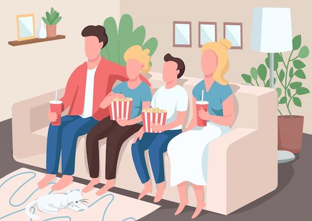 Entretenimento em família