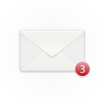 Envelope de correio