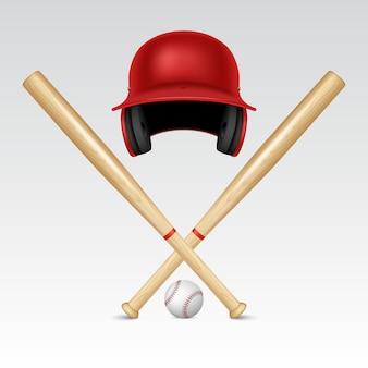 Equipamento de beisebol