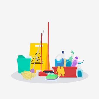 Equipamento de limpeza de superfícies
