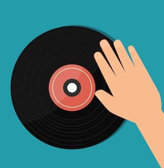 Equipamento de música e tecnologia