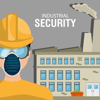 Equipamento de segurança industrial