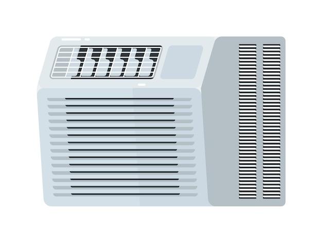 Equipamento elétrico de ar condicionado de janela