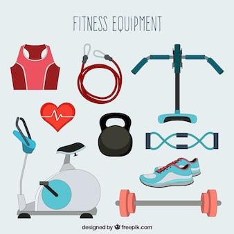 Equipamento fitness