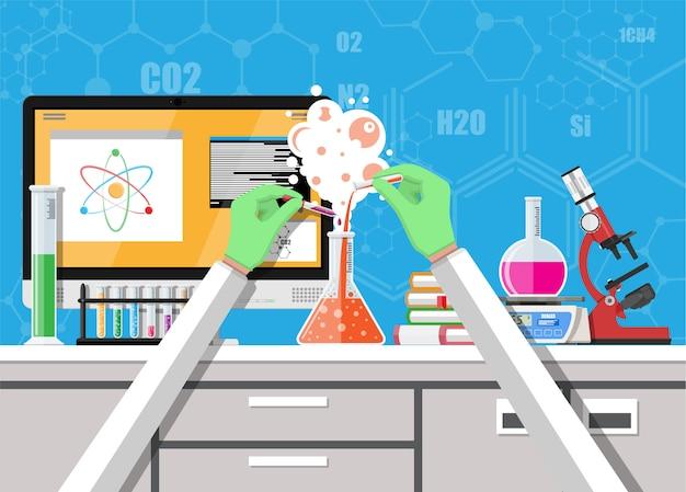 Equipamento para educação científica em biologia