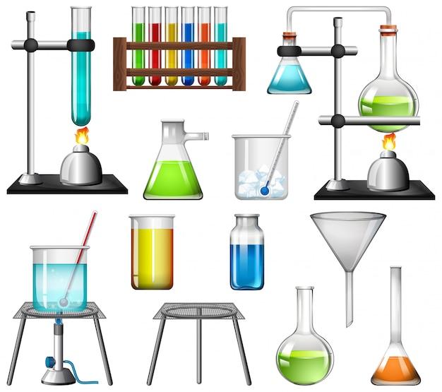 Equipamentos científicos