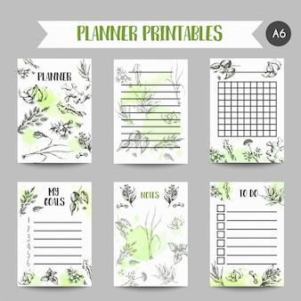 Ervas e especiarias livro culinário