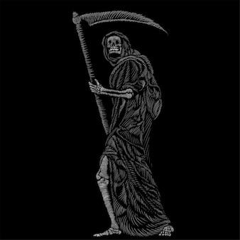 Esboço da morte