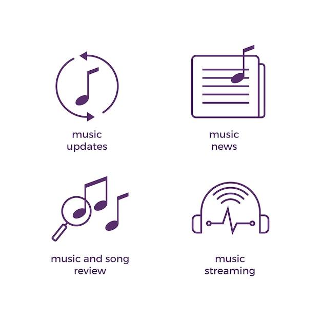 Esboço de música
