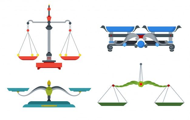 Escalas de equilíbrio