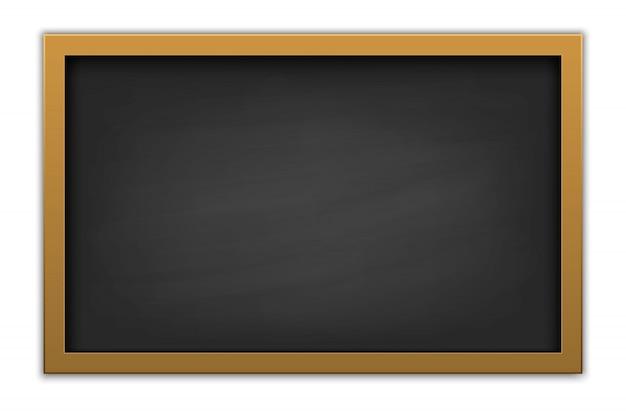 Escola de lousa, quadro de educação