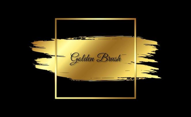 Escova gold frame