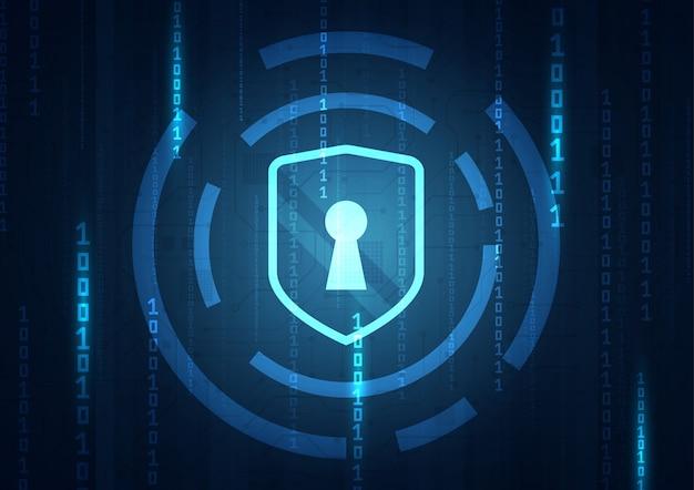 Escudo de proteção de dados on-line