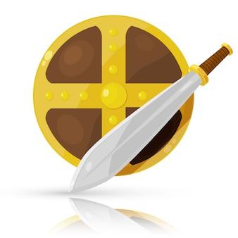 Escudo e espada
