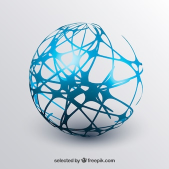 Esfera abstrata