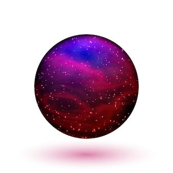 Esfera de cristal para cartomantes