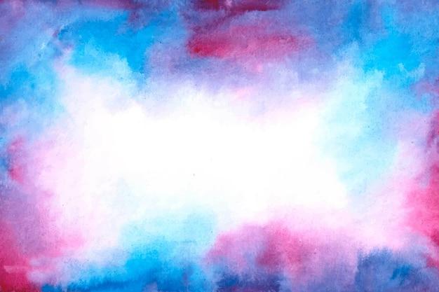 Espaço de cópia de fundo aquarela
