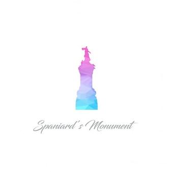 Espanhóis monument