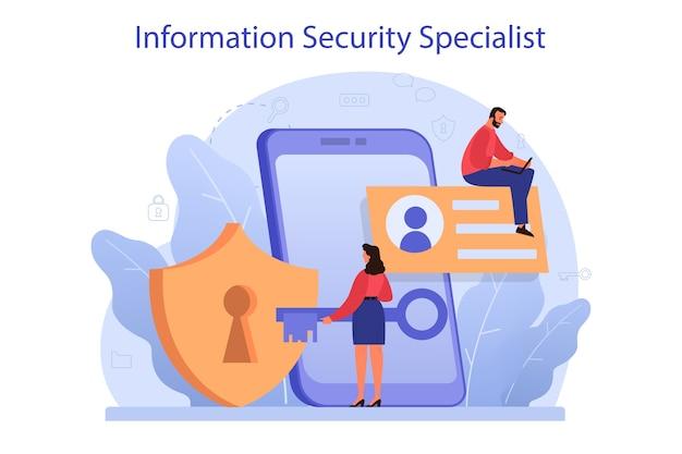 Especialista em segurança cibernética ou web