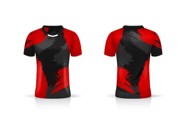Especificação esporte de futebol, modelo esport gaming t shirt jersey.