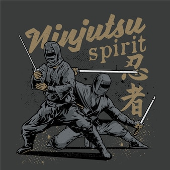 Espírito ninjutsu