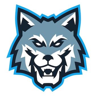 Esporte de cabeça de lobo