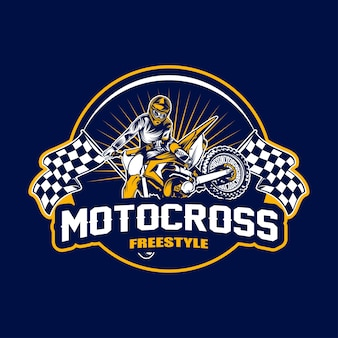 Esporte de motocross