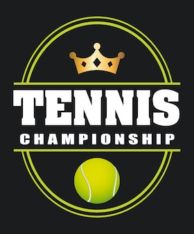 Esporte de tênis
