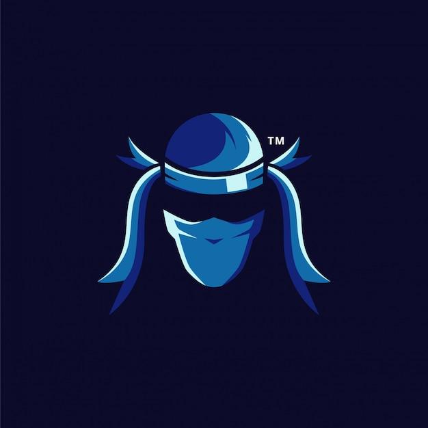 Esporte logo ninja